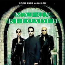 Cine: MATRIX RELOADED. Lote 167062248