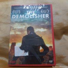Cine - ( PR1) THE DEMOLISHER -DVD NUEVO PRECINTADO - 167073178