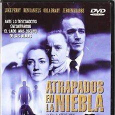 Cine: ATRAPADOS EN LA NIEBLA DVD NUEVO Y PRECINTADO. Lote 167115840