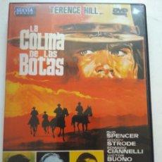 Cine: DVD LA COLINA DE LA BOTAS. Lote 167158113