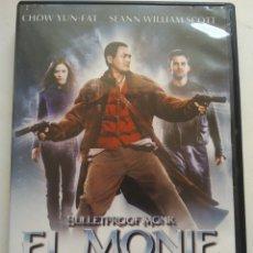 Cine: DVD EL MONJE. Lote 167158417