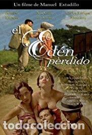 EL EDEN PERDIDO - ROBERTO ENRÍQUE, ANA CELIA DE ARMAS PELICULA CUBANA DVD NUEVO (Cine - Películas - DVD)