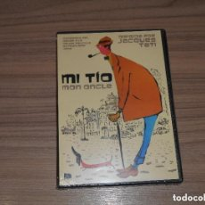 Cine: MI TIO DVD DE JACQUES TATI NUEVA PRECINTADA. Lote 295626613