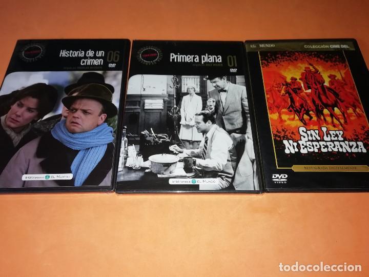 Cine: CINE DVD. LOTE DE 37 GRANDES PELICULAS. LA MAYORIA PRECINTADAS. - Foto 2 - 167308652