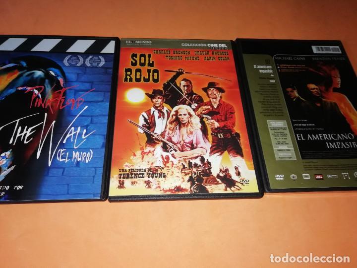 Cine: CINE DVD. LOTE DE 37 GRANDES PELICULAS. LA MAYORIA PRECINTADAS. - Foto 3 - 167308652