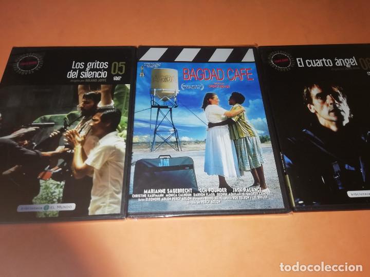 Cine: CINE DVD. LOTE DE 37 GRANDES PELICULAS. LA MAYORIA PRECINTADAS. - Foto 5 - 167308652