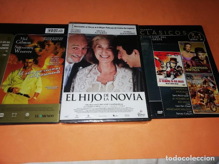 Cine: CINE DVD. LOTE DE 37 GRANDES PELICULAS. LA MAYORIA PRECINTADAS. - Foto 6 - 167308652