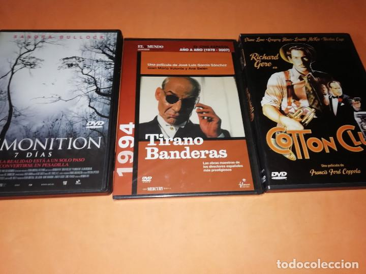Cine: CINE DVD. LOTE DE 37 GRANDES PELICULAS. LA MAYORIA PRECINTADAS. - Foto 8 - 167308652