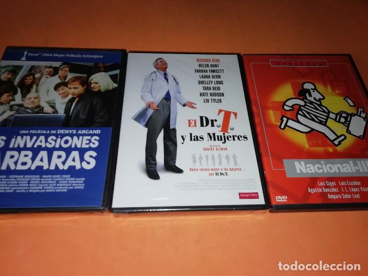 Cine: CINE DVD. LOTE DE 37 GRANDES PELICULAS. LA MAYORIA PRECINTADAS. - Foto 10 - 167308652