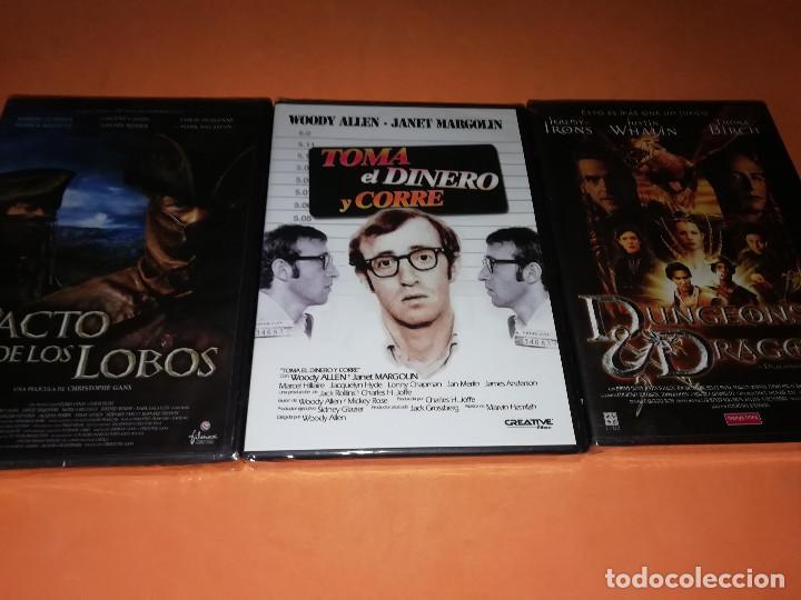 Cine: CINE DVD. LOTE DE 37 GRANDES PELICULAS. LA MAYORIA PRECINTADAS. - Foto 11 - 167308652