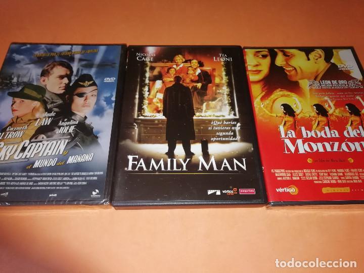 Cine: CINE DVD. LOTE DE 37 GRANDES PELICULAS. LA MAYORIA PRECINTADAS. - Foto 12 - 167308652