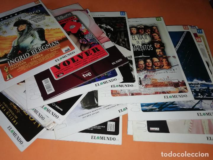 CINE DVD. LOTE DE 24 PELICULAS. GRANDES ACONTECIMIENTOS DEL SIGLO XX. EL MUNDO. Y 4 MAS. (Cine - Películas - DVD)