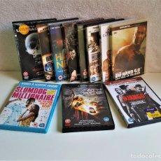 Cine: LOTE 11 DVDS PELICULAS VARIAS. Lote 167468400