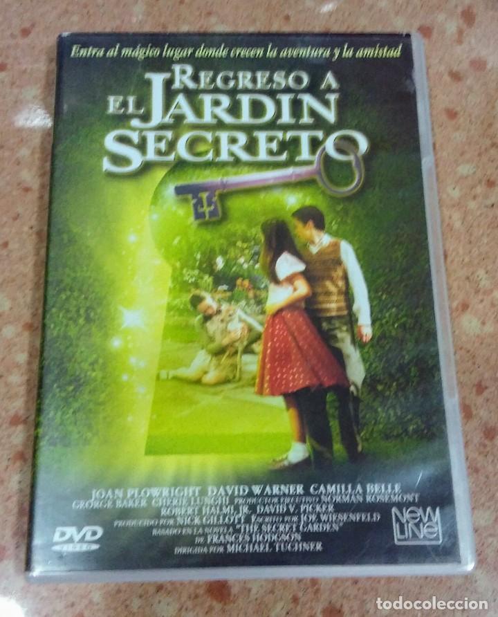 Dvd Regreso A El Jardin Secreto Vendido En Venta Directa 167482108