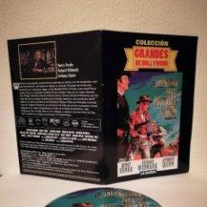 Cine: DVD ORIGINAL - EL HOMBRE DE LAS PISTOLAS DE ORO - DVD - WESTERN - HENRY FONDA - GRANDES DE HOLLYWOOD. Lote 182206563
