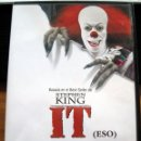 Cine: IT (ESO) • STEPHEN KING • DVD. Lote 167510300