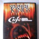 Cine: CUJO. EDICIÓN ESPECIAL COLECCIONISTA (STEPHEN KING) • DVD DESCATALOGADO. Lote 167511172
