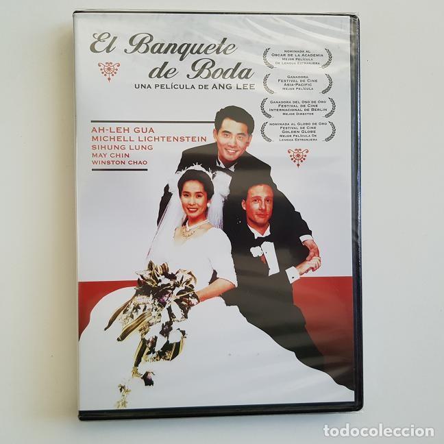 EL BANQUETE DE BODA,UNA PELÍCULA DE ANG LEE REALIZADA EN 1993,PRECINTADA (Cine - Películas - DVD)