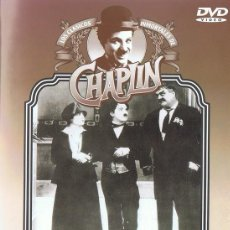 Cine: CHARLES CHAPLIN CHARLOT BOMBERO . Lote 167597668