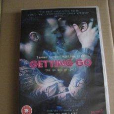 Cine: GETTING GO;THE GO DOC PROJECT (IMPORTACION) ¡¡LEER DESCRIPCION!!. Lote 167599856