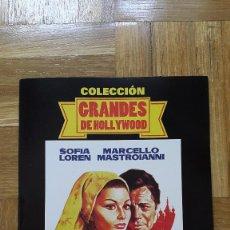 Cine: PELICULA DVD - LOS GIRASOLES - SOFÍA LOREN - MARCELLO MASTROIANNI - SEGUNDA GUERRA MUNDIAL. Lote 167604232
