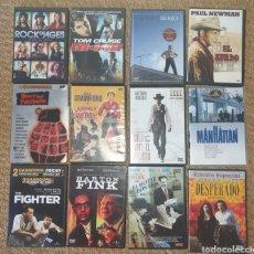 Cine: LOTE DE 12 DVD HNOS COEN, WOODY ALLEN, ETC. Lote 167667218