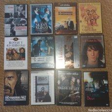 Cine: LOTE DE 12 DVD CLINT EASTWOOD, WOODY ALLEN, KUBRICK, ETC. Lote 167667440