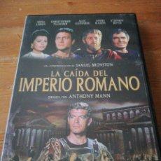 Cine: DVD LA CAÍDA DEL IMPERIO ROMANO. . Lote 167682176