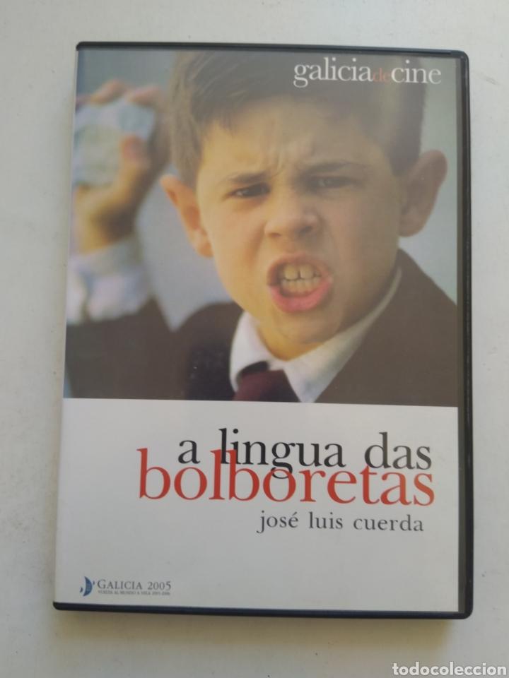 DVD A LINGUA DAS BOLBORETAS (Cine - Películas - DVD)