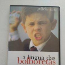 Cine: DVD A LINGUA DAS BOLBORETAS. Lote 167696730