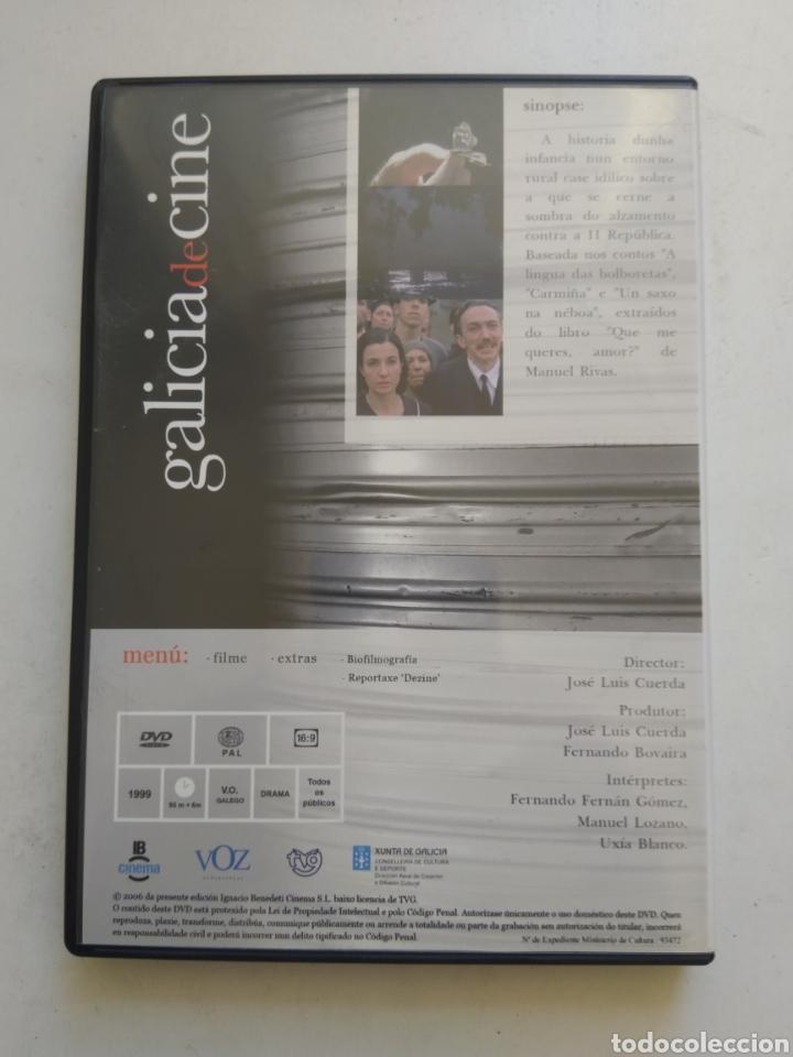 Cine: DVD A LINGUA DAS BOLBORETAS - Foto 2 - 167696730