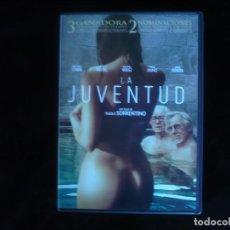 Cine: LA JUVENTUD - DVD CASI COMO NUEVO. Lote 167712876
