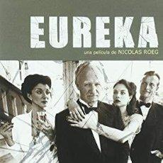 Cinema: EUREKA (GENE HACKMAN, RUTGER HAUER, MICKEY ROURKE) - DVD NUEVO PRECINTADO. Lote 267723554