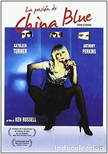 LA PASION DE CHINA BLUE - DVD NUEVO PRECINTADO (Cine - Películas - DVD)