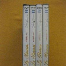 Cine: LA BARRACA COMPLETA EN 4 DVD. Lote 167831888