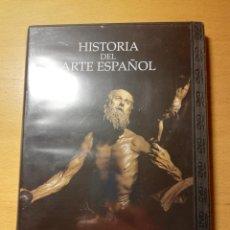 Cine: HISTORIA DEL ARTE ESPAÑOL. EL SIGLO DE ORO. EL SENTIMIENTO DE LO BARROCO (DVD PRECINTADO). Lote 167885224