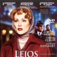 Cine: LEJOS DEL CIELO DVD. Lote 167885664