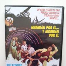Cine: CALLEJON SIN SALIDA (IMPASSE).DVD.1969.BURT REYNOLDS.. Lote 167892962