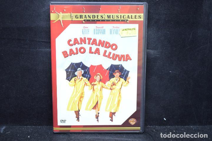 CANTANDO BAJO LA LLUVIA - DVD (Cine - Películas - DVD)