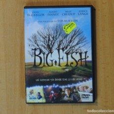 Cine: BIG FISH - DVD. Lote 167918648