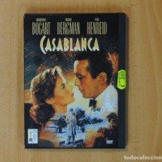 Cine: CASABLANCA - DVD. Lote 167921489
