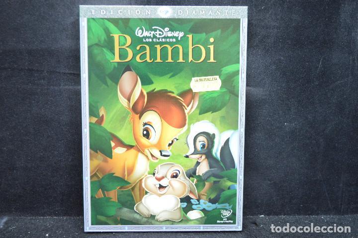 BAMBI - DVD - EDICION DIAMANTE (Cine - Películas - DVD)