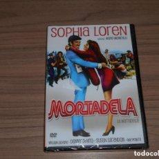 Cine: MORTADELA DVD SUSAN SARANDON SOPHIA LOREN DANNY DEVITO NUEVA PRECINTADA. Lote 191537625