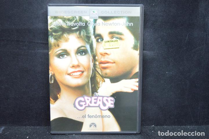 Cine: GREASE ..EL FENOMENO - DVD - Foto 1 - 167924604
