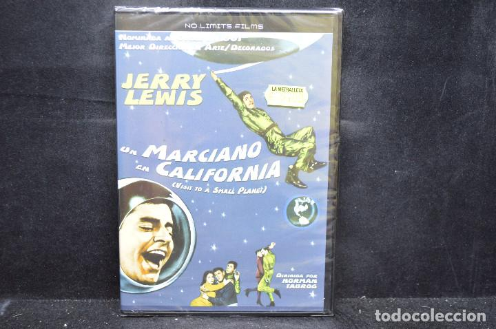 UN MARCIANO EN CALIFORNIA - DVD (Cine - Películas - DVD)