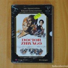 Cine: DOCTOR ZHIVAGO - DVD. Lote 167931381