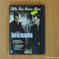 Cine: INFILTRADOS - DVD. Lote 167931906