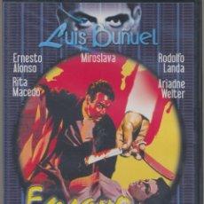 Cine: ENSAYO DE UN CRIMEN DVD (L. BUÑUEL) - NIÑO TRAUMATIZADO ANTE UN CADÁVER FEMENINO MEDIO DESNUDO. Lote 40313290