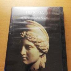 Cine: HISTORIA DEL ARTE ESPAÑOL. IMPERIO Y RELIGIÓN. DEL MUNDO ROMANO AL PRERROMÁNICO (DVD PRECINTADO). Lote 167953720
