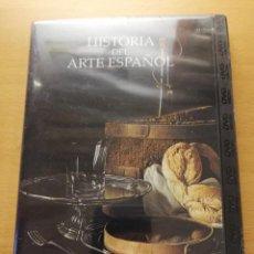 Cine: HISTORIA DEL ARTE ESPAÑOL. EL SIGLO DE LAS LUCES. ILUSTRADOS, NEOCLÁSICOS Y ACADÉMICOS (DVD). Lote 167954424